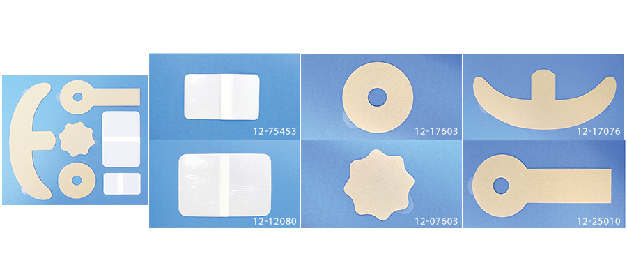 Silicone Scar Sheets from Invotec